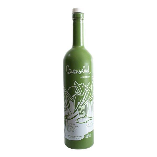 Buensalud - Selección - Picual - 12 Botellas 500 ml