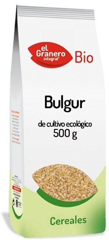 Bulgur de Trigo Duro Bio 500g