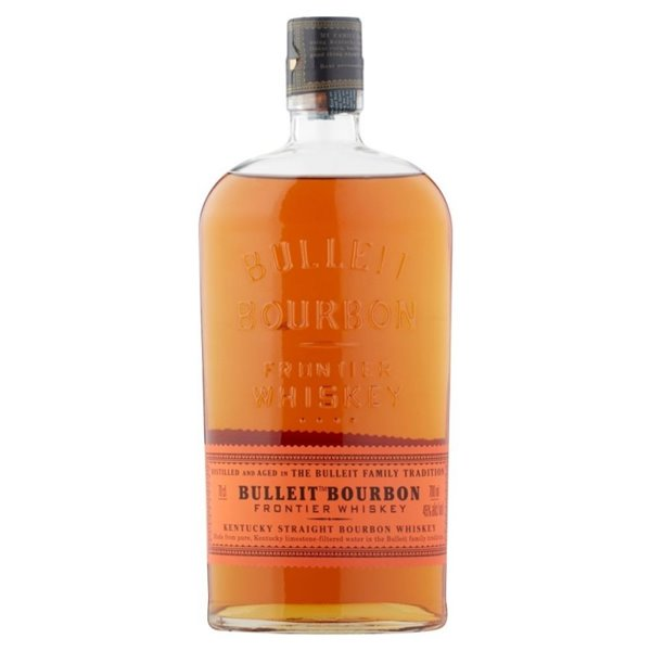 BULLEIT BOURBON KENTUCKY 0,70 L.