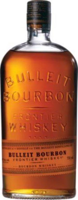 Bulleit Bourbon, 1 ud
