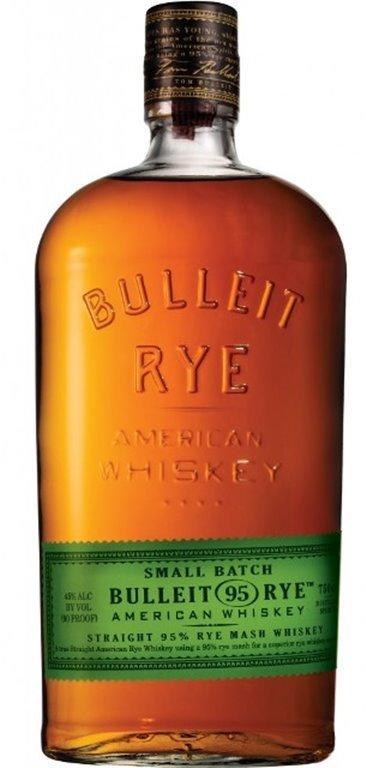 Bulleit Rye, 1 ud