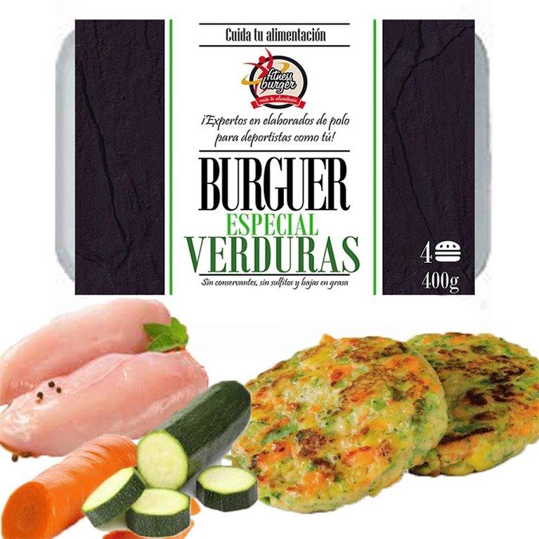 BURGER SPECIAL VEGETABLES