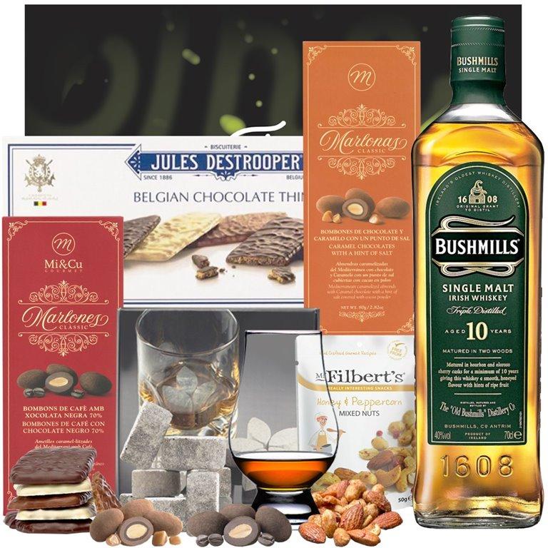 Bushmills 10 Años Irish Whiskey
