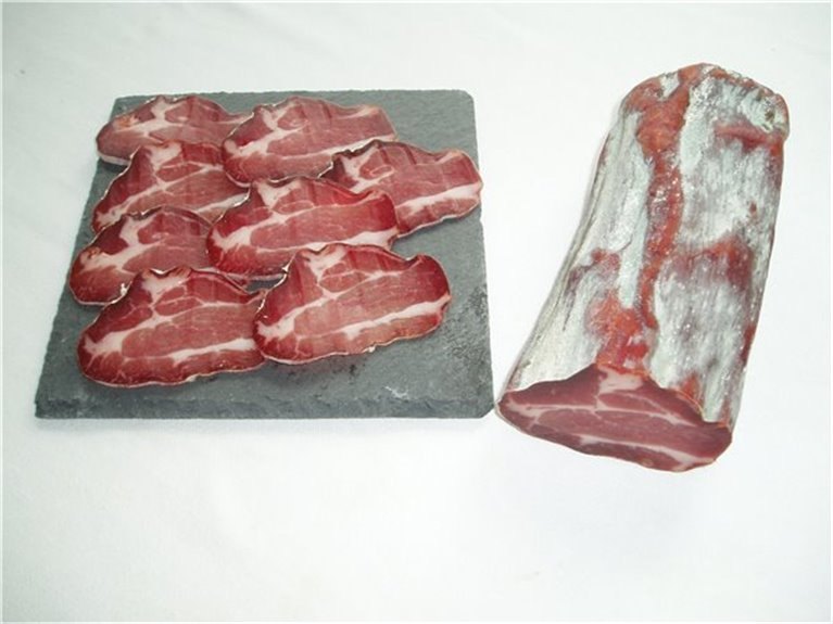 Cabecero de lomo, 600 gr