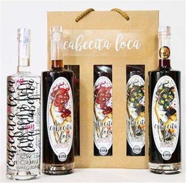 Cabecita Loca Pack