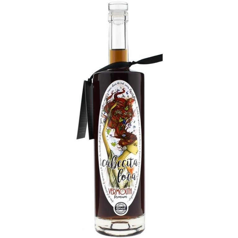 Cabecita Loca Vermouth Rojo Premium Artesano