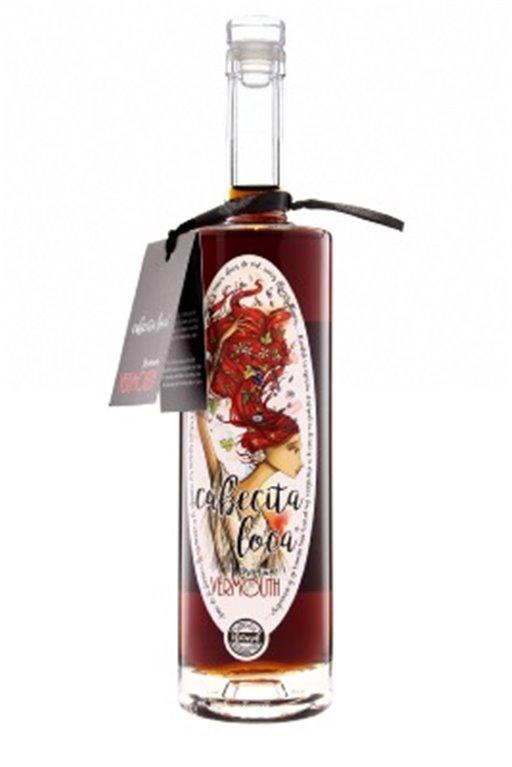 Cabecita loca Vermouth, 1 ud