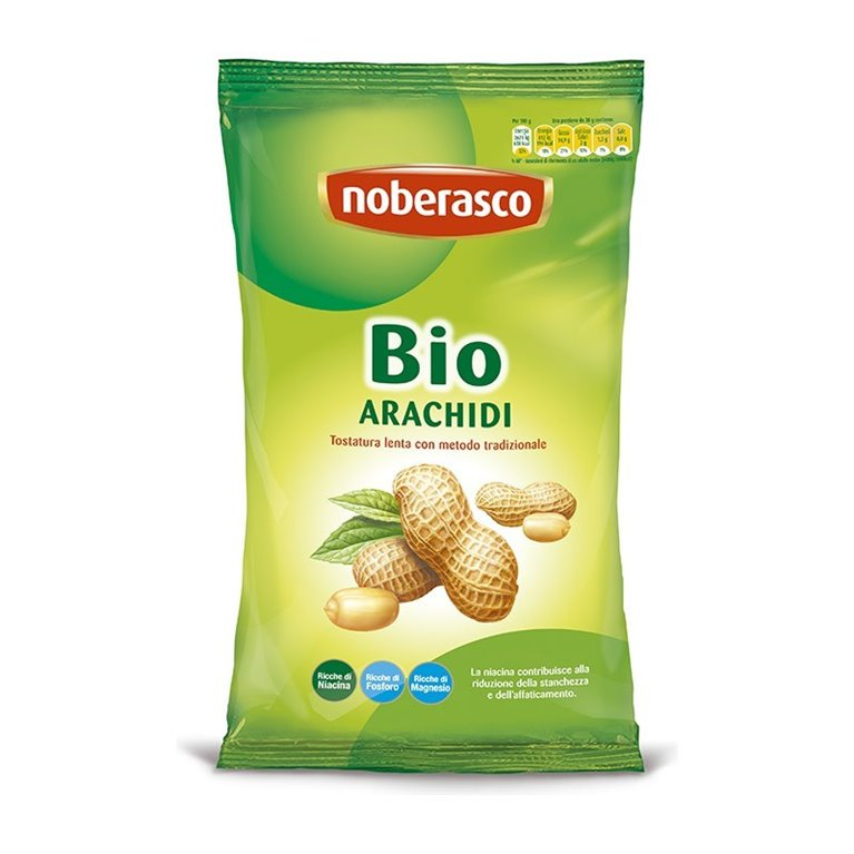 Cacahuete Tostado con Cáscara Bio 300g