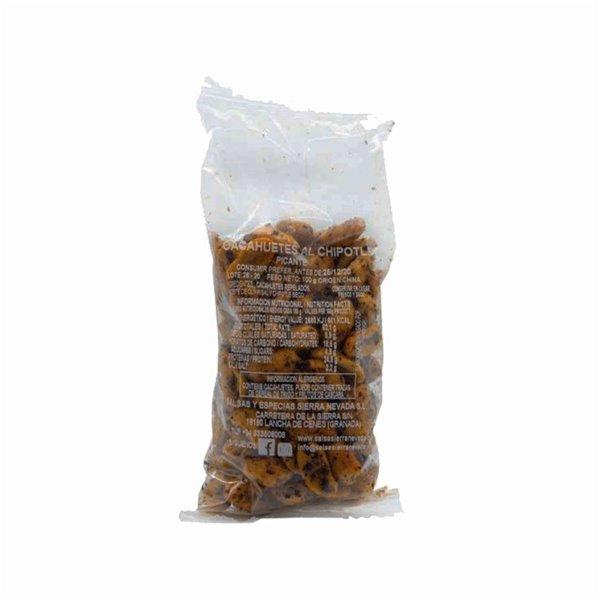 Cacahuetes de Chipotle 1 Kg Sierra Nevada