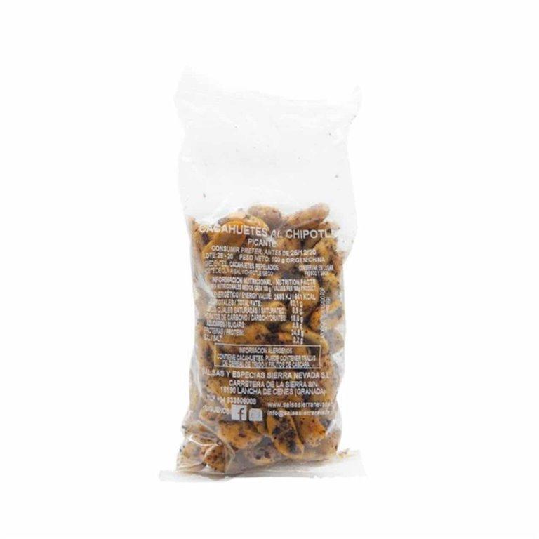 Chipotle Peanuts 1 Kg Sierra Nevada