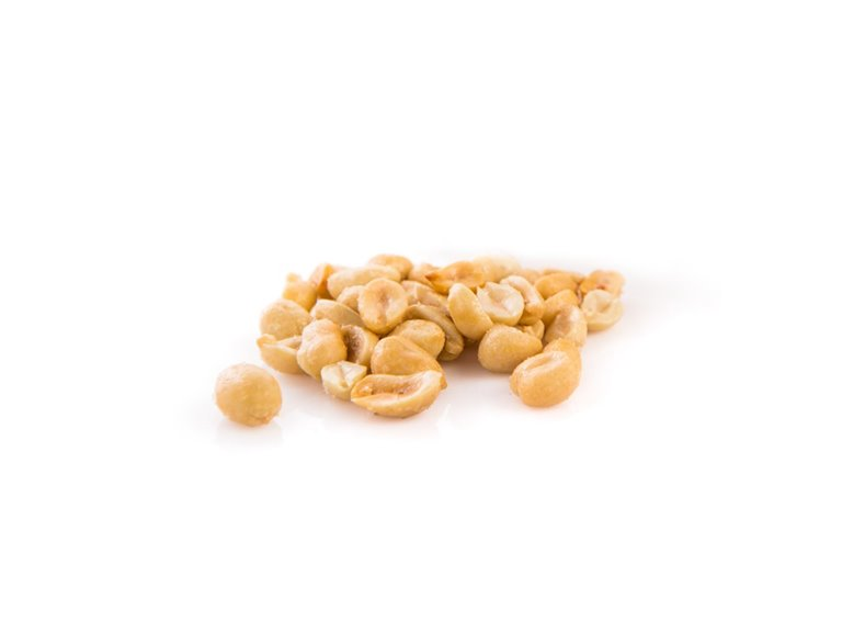 Cacahuetes tostados a granel (sin sal)