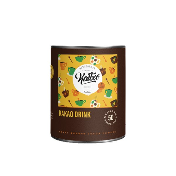Cacao Drink 50% - Bean to Powder 400gr