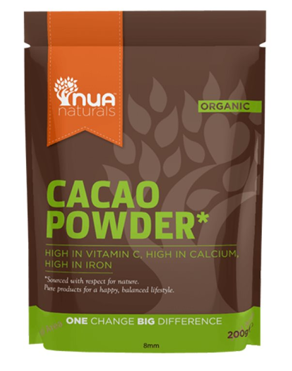 Cacao en Polvo, 200 gr