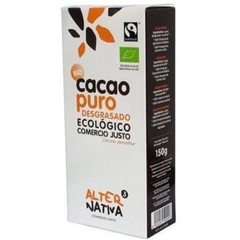 Cacao en Polvo Bio Comercio Justo  250g, 1 ud