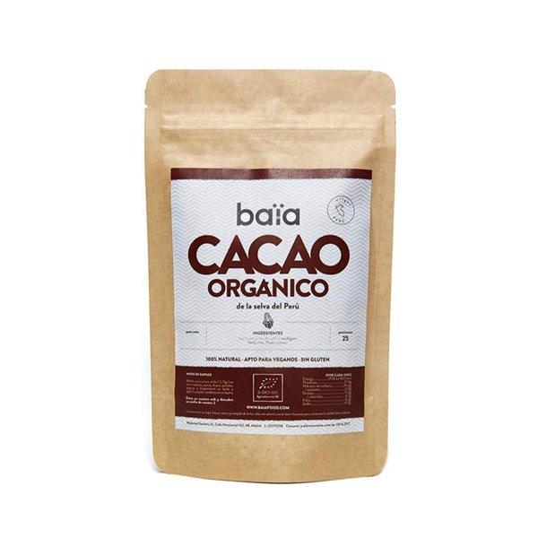 Cacao Orgánico 200g Baïa Food
