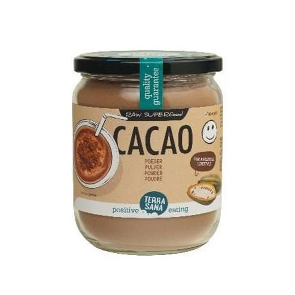Cacao Polvo Raw Food