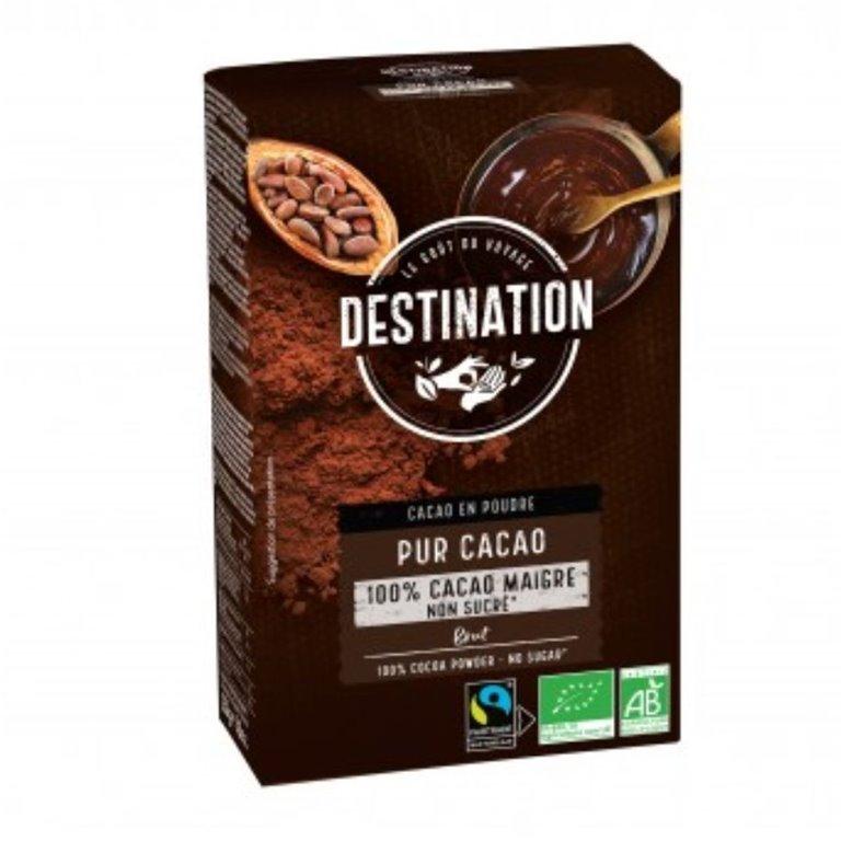 Cacao Puro Semidesgrasado en Polvo Bio 250g