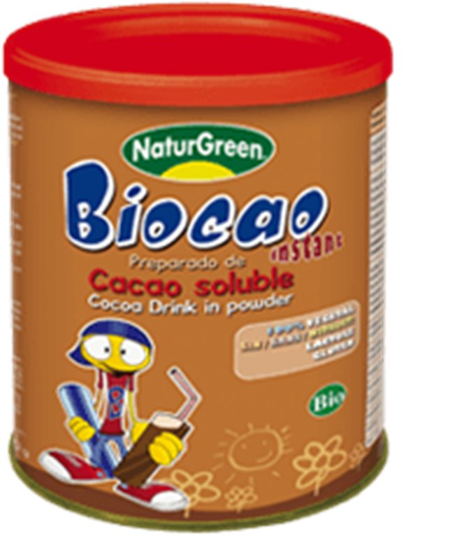 Cacao soluble, 400 gr