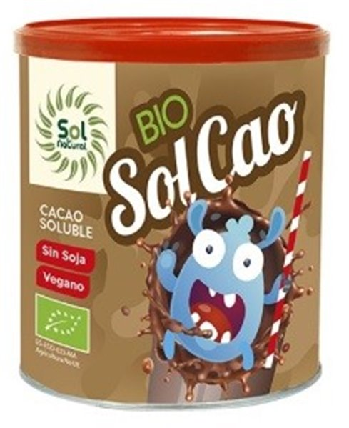 Cacao Soluble (SolCao) Bio 400g