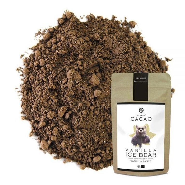 Cacao Vainilla Ice Bear BIO, 1 ud