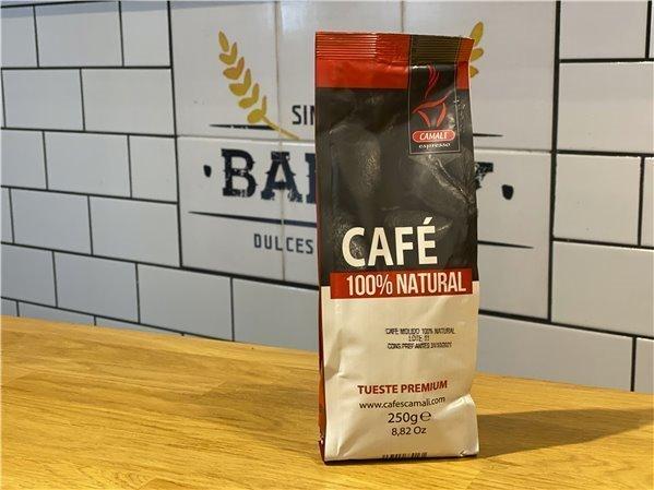 Café 100% Natural Tueste Premium
