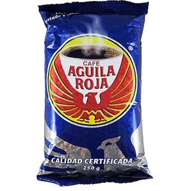 CAFE AGUILA ROJA X 250GRS