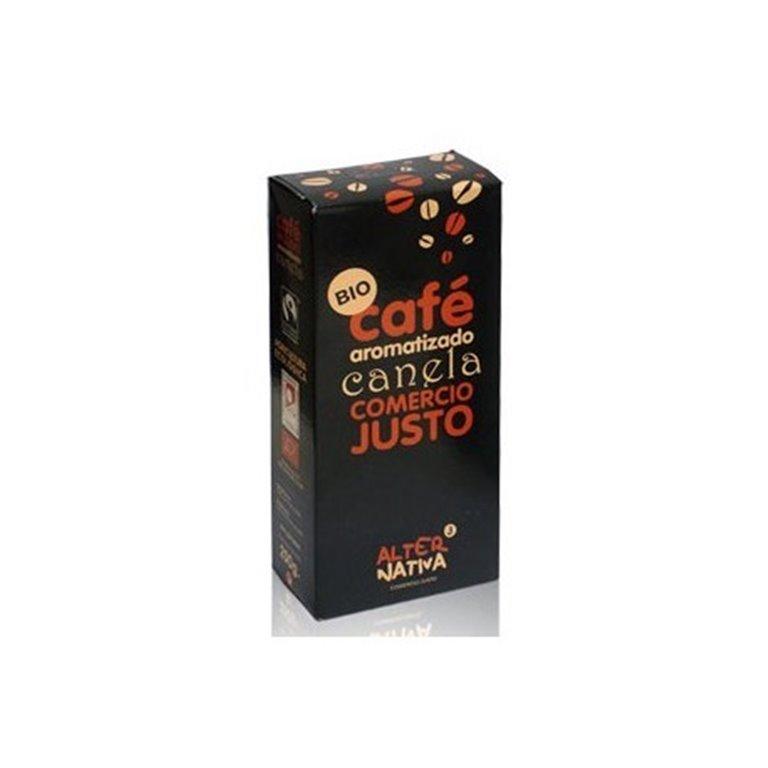 Café Arabica Aromatizado Canela