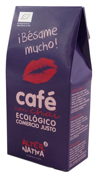 Café Bésame Mucho Con Chai