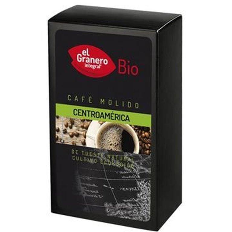 Café Centroamércia 100% Arábica Molido Bio 250g