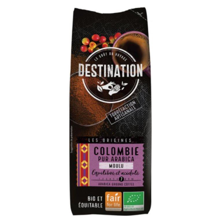 Café Colombia 100% Arábica Molido Bio 250g
