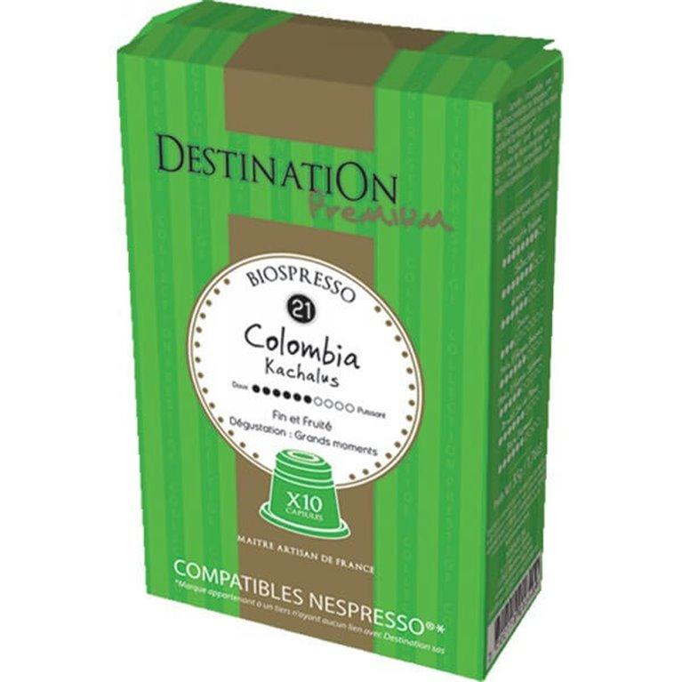 Café Colombia Kachalus, 250 gr