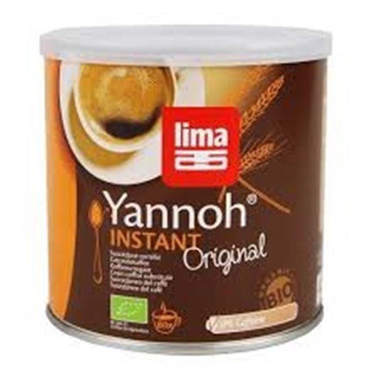 Café de cereales instantáneo Yannoh, 130 gr