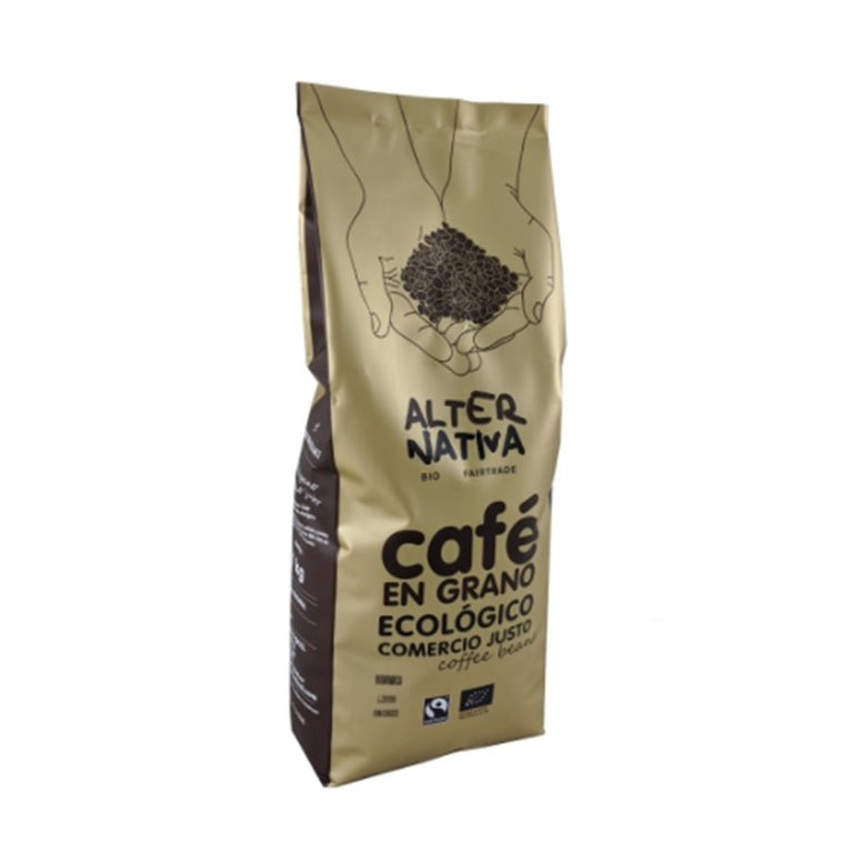 Café de Colombia en Grano Bio Fairtrade 1kg