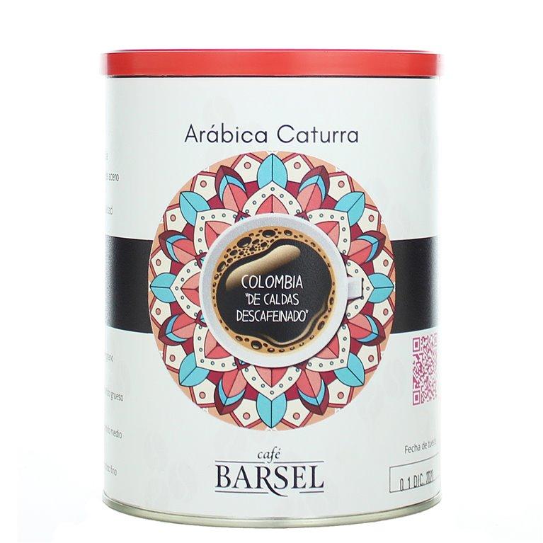 """Café de Especialidad - COLOMBIA """"de Caldas"""" - DESCAFEINADO"""