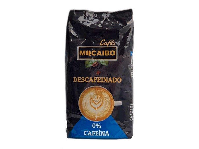 Café Descafeinado 1kg - Cafés Mocaibo