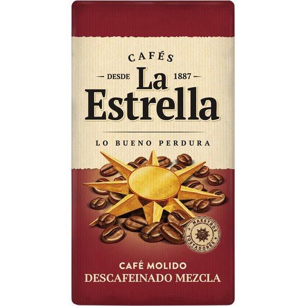 Café descafeinado La Estrella