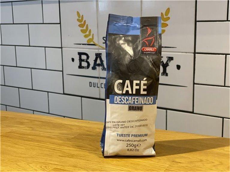 Café Descafeinado Tueste Premium
