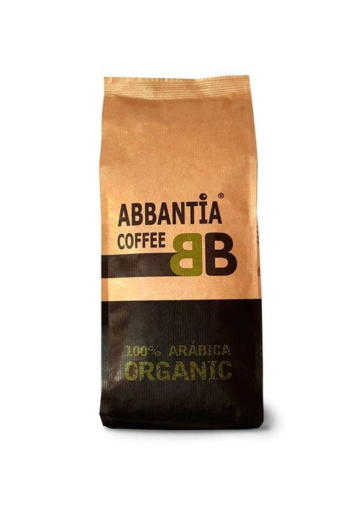 Café en Grano ecológico 1kg - Abbantia Coffee, 1 kg