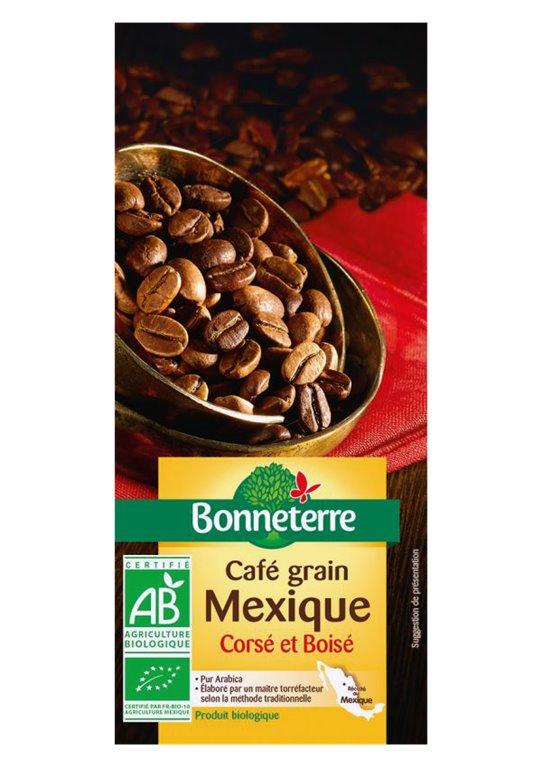 Café en Grano México Bio 250g