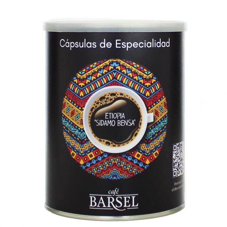 Café Especialidad ETIOPÍA - Cápsulas compatibles Nespresso® - 25 uds