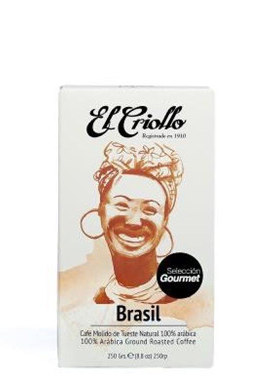 Café gourmet Brasil El Criollo 250gr