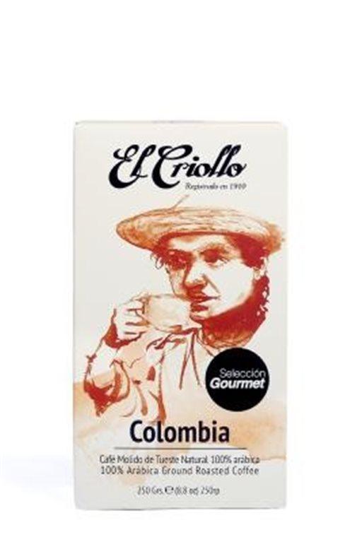 Café gourmet Colombia El Criollo 250gr