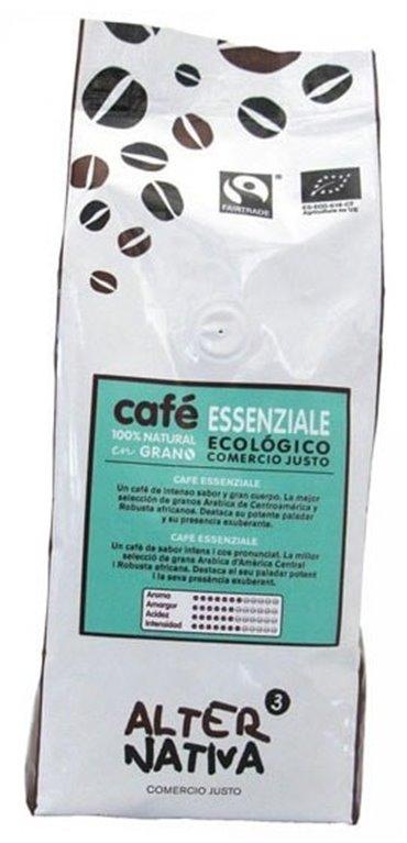 Café Essenziale en Grano Bio Fairtrade 500g