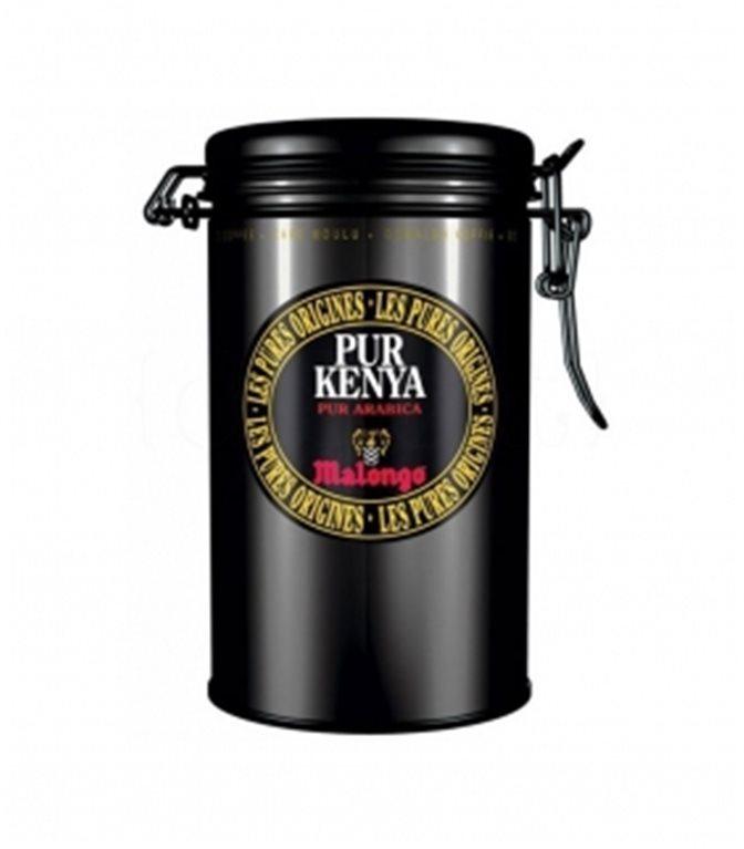 """Café Kenya """"AA"""" 250gr. Café Malongo. 4un."""