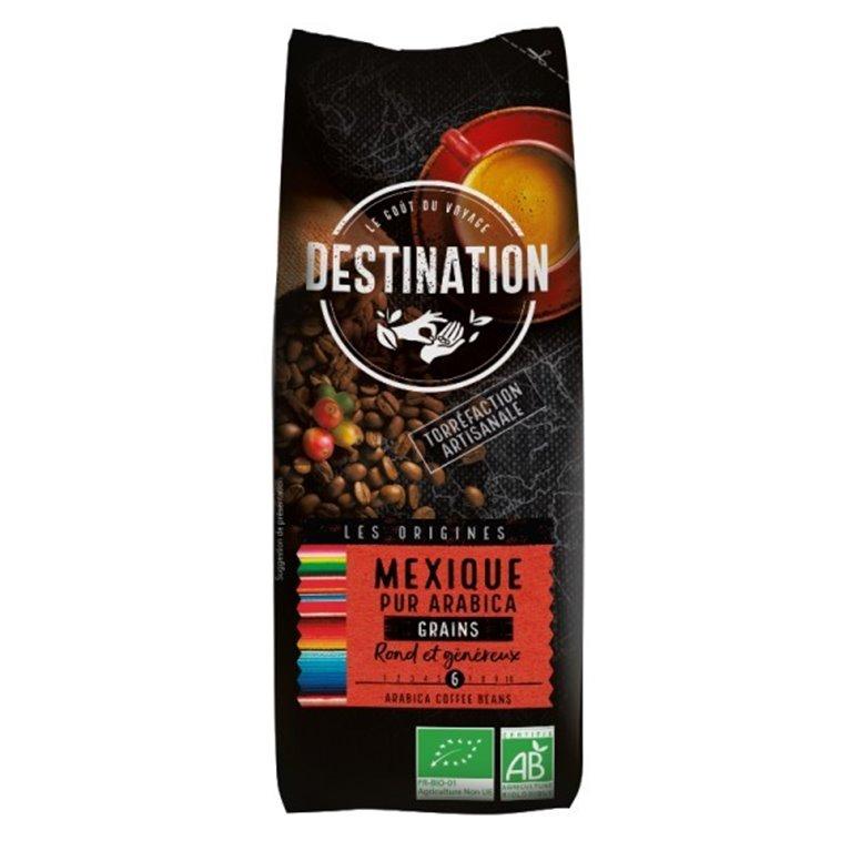 Café México 100% Arábica en Grano Bio 250g