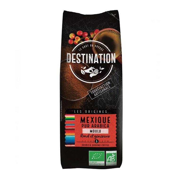 Café México 100% Arábica Molido Bio 250g