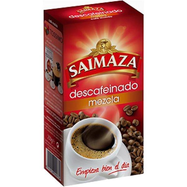 Saimaza - Café mezcla descafeinado