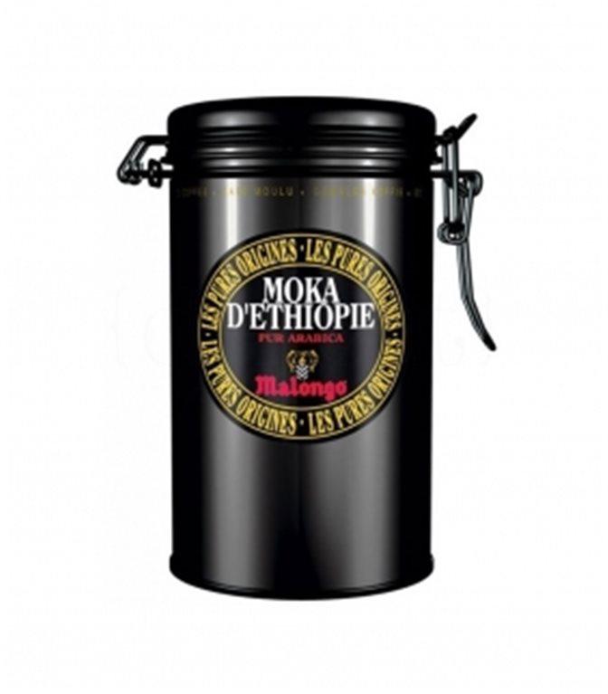 Café Moka Etiophia 250gr. Café Malongo. 4un.