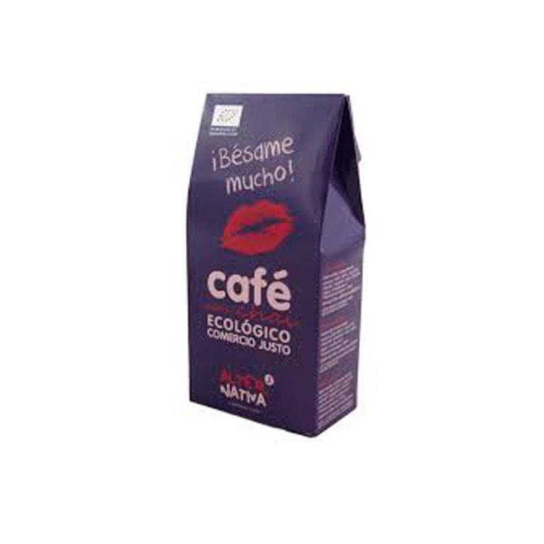Café Molido con Chai ¡Besame Mucho! bio Alternativa3