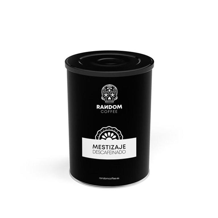 Decaffeinated Mestizaje ground coffee (250 g)